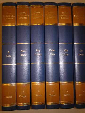 Enciclopedia Larousse, suplementos atlas - foto 1
