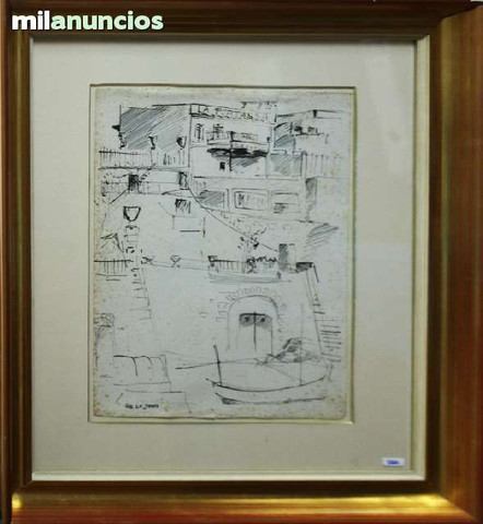 Dibujo de ismael gonzÁlez de la serna - foto 1