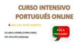 OPORTUNIDAD!! CURSO INTENSIVO PORTUGUÉS