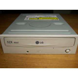 LECTORA DE CD LG 52X MAX