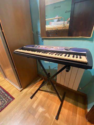 Teclado de piano yamaha - foto 1