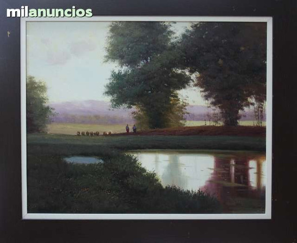 Joan casellas - paisaje lacustre - foto 1
