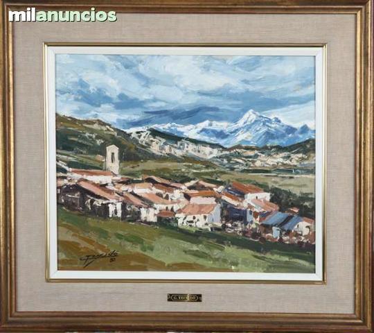 GaietÀ teixidÓ musach, pueblo de montaÑa - foto 1