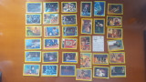 34 CROMOS TOY STORY 2