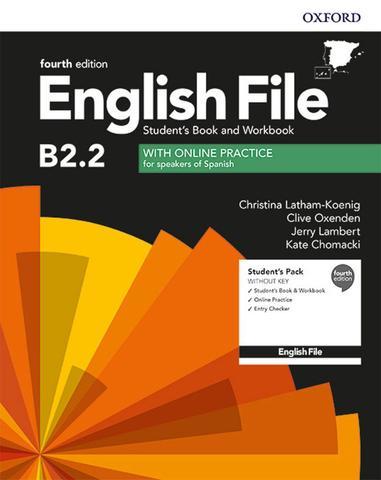 B2.2 ENGLISH FILE 4TH EDITION OXFORD - foto 1
