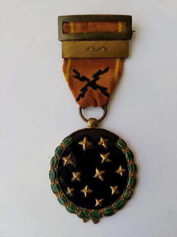 Medalla comunión tradicionalista - foto 1