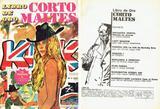 LIBRO DE ORO CORTO MALTES (RECORD, 1977)