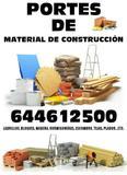 traslados de materiales de construcción - foto