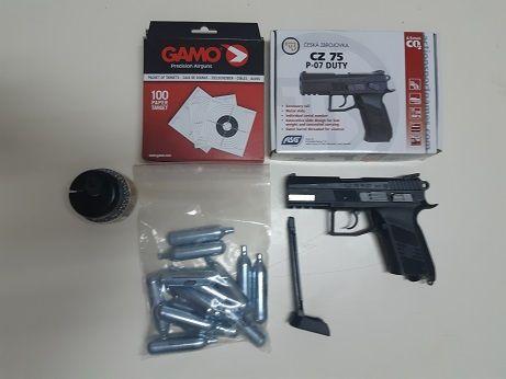 Pistola aire comprimido - foto 1