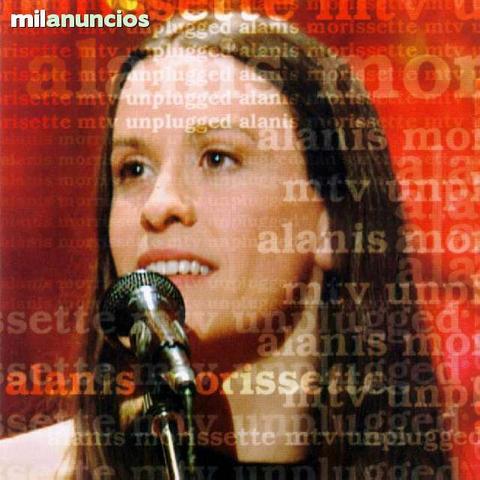 alanis morissette cd ¡¡TOTALMENTE NUEVO! - foto 1
