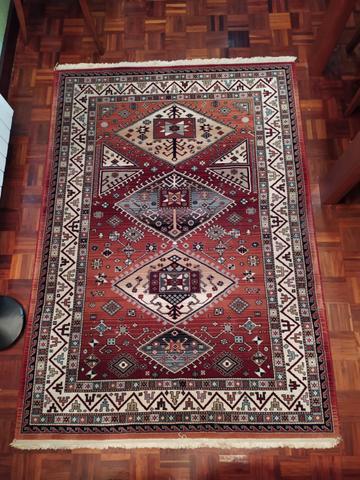 Vendo 2 alfombras de lana - foto 1