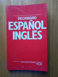 DICCIONARIO BOLSILLO ESPAñOL -> INGLéS