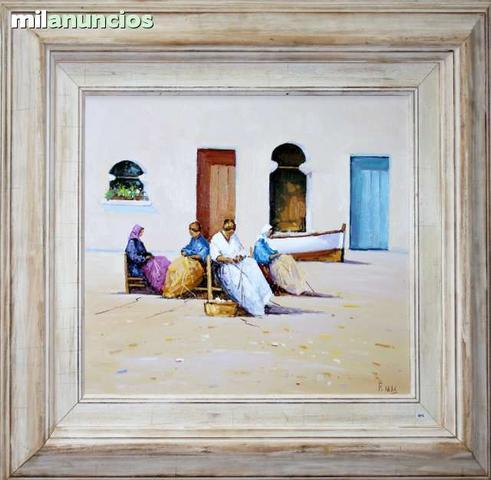 Pintura de felix mÁs (cesteras) - foto 1