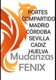 Portes compartido desde Madrid a Cádiz - foto