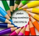 pintor muy económico!!! - foto