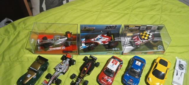 coleccion coches scalextric - foto 1