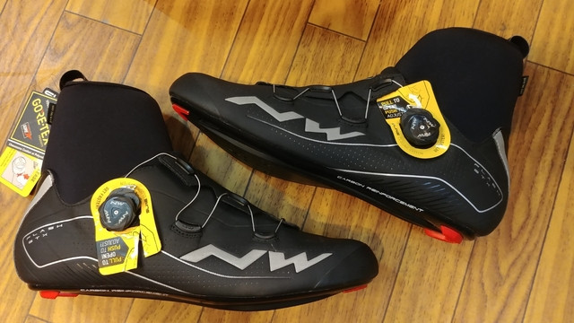 zapatillas northwave goretex 45 nuevas - foto 1