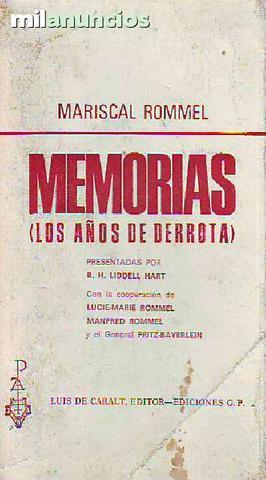 Memorias: (los años de derrota) - foto 1