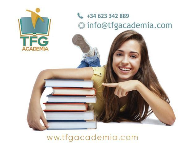 TFG, TFM Y TESIS - foto 1