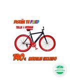 Bicicleta fixie personalizada talla lurb - foto