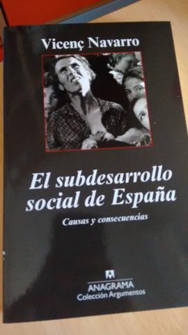 El subdesarrollo social de España - foto 1
