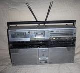 RADIOCASSETTE SHARP GF 555X
