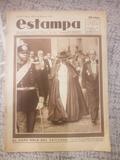 PERIóDICO ESTAMPA 1933 Y 1935