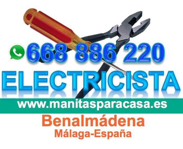 Electricista Benalmadena - foto 1