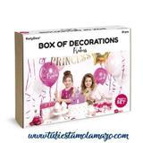 Set de Decoración para Fiesta Princesas - foto