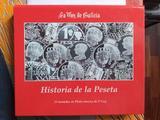 COLECCIóN MONEDAS HISTORIA DE LA PESETA