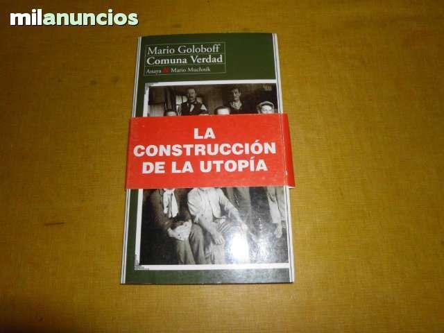 Libro la construccion de la utopia - foto 1