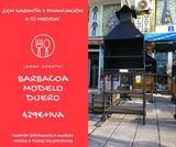 FABULOSA BARBACOA DE GRAN RESISTENCIA