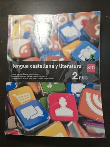 Lengua castellana y literatura 2 ESO SM - foto 1