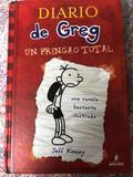 LIBRO DIARIO DE GREG. UN PRINGAO TOTAL.