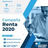 Renta 2020 desde 40 euros - foto