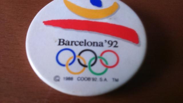 Pin barcelona 92 cobi - foto 1