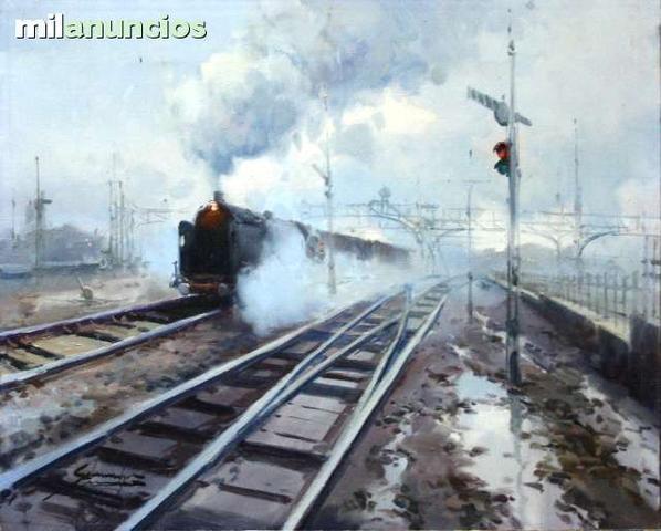 Salvador caballero - el tren - foto 1