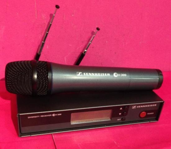 micrófono Sennheiser EW300 - foto 1