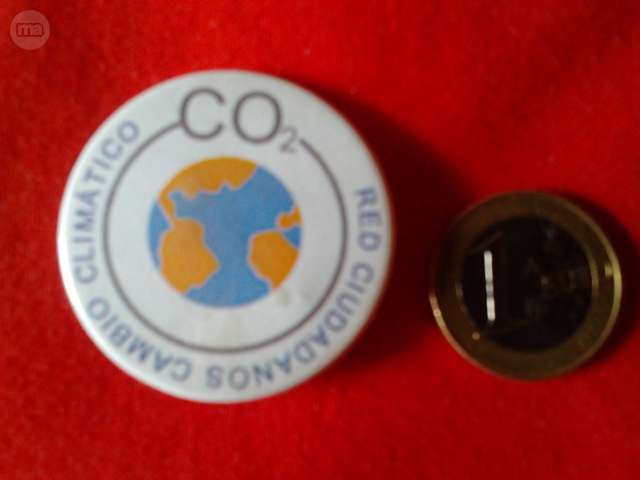 Chapa co2 red ciudadanos cambio climÁtic - foto 1