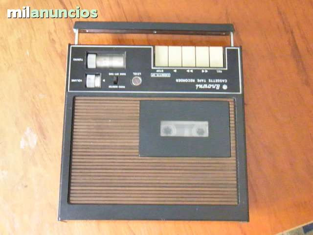 radio cassette made in japan cbc - foto 1