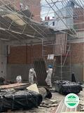 Retirada de amianto  en ciudad real - foto