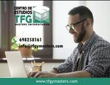¿CANSADO DE TU TFG/TFM/TESIS?