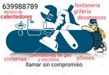 técnico de calentadores y fontanería  - foto