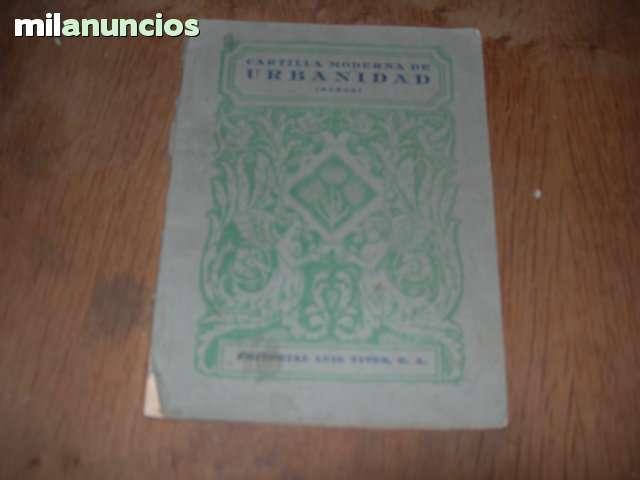 Libro de texto del año 1949 - foto 1