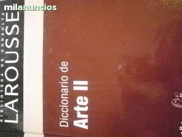 Larousse diccionario del arte - foto 1