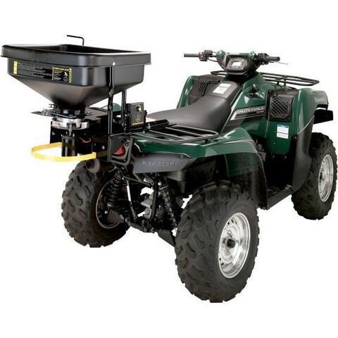 Abonadora, esparcidor, sembradora ATV - foto 1