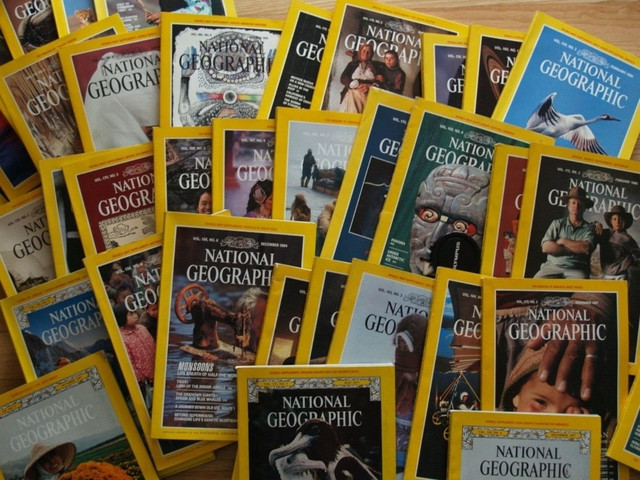 National Geographic España 1997-2002 - foto 1
