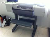 PLOTTER IMPRESORA HP-500