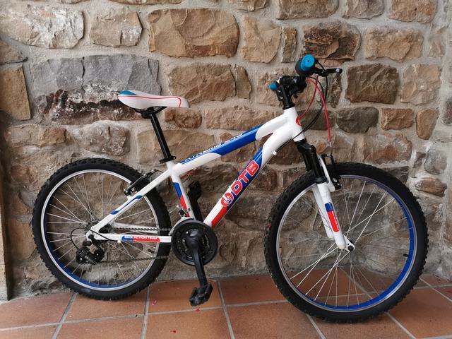 Bicicleta Montaña 24 niños - foto 1