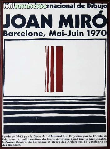 J.mirÓ, ix premio internacional d dibujo - foto 1